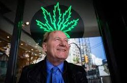 The 'King of Cannabis' fights for his Vancouver throne