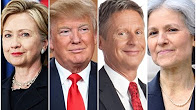 Four Presidential Candidates and One Plant: Cannabis