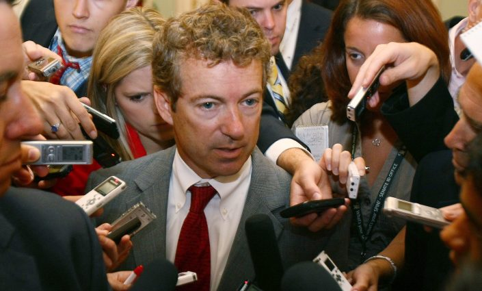Rand Paul Calls Prison for Pot 'A Terrible Crime'