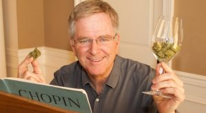 TV travel guide Rick Steves To Brief Congress On Marijuana Policy