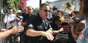 142 charged in LA crackdown on unlicensed pot shops