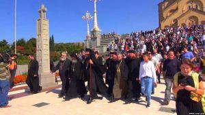Georgian Orthodox Church Protests Against Marijuana Legalization