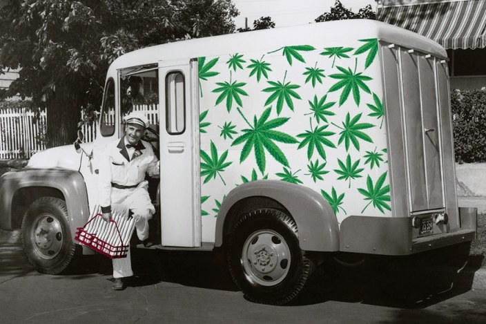 California police fight statewide marijuana deliveries