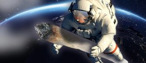 Cannabis in Space is on the horizon