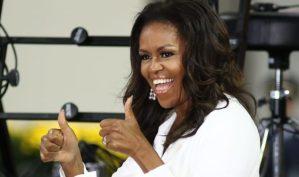 Michelle Obama Talks Smoking Marijuana In New Memoir
