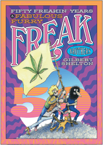 "The Creator of ""The Fabulous Furry Freak Brothers"" Talks 50 Years of Marijuana-Fueled Comix"