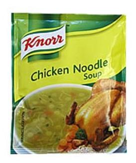 Not so healing but nostalgic alternative. Image courtesy of Amazon: http://www.amazon.co.uk/Knorr-Chicken-Noodle-Sachet-Single/dp/B003WOZFBK