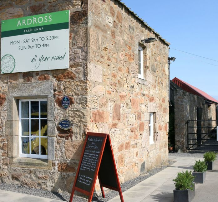 Ardross Farm Shop - The official haven for Food Lovers