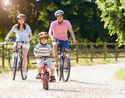 A Family Bikeride