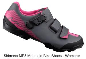 Shimano ME3 Mountain Bike Shoes - Womens