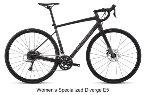 Women's Specialized Diverge E5