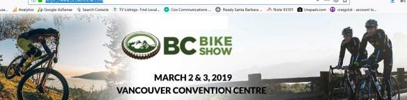 BC Bike Show 2019