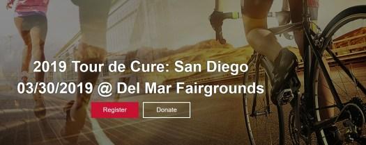 Tour de Cure San Diego 2019