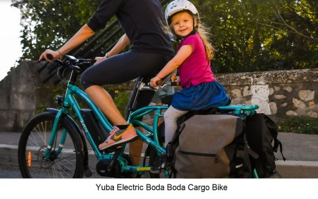 Yuba Electric Boda Boda