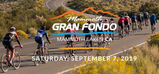 2019 Mammoth Gran Fondo