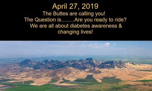 Bike Around the Buttes 2019