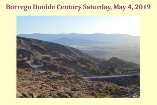 Borrego Double Century