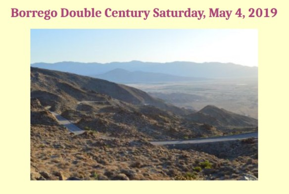 Borrego Double Century