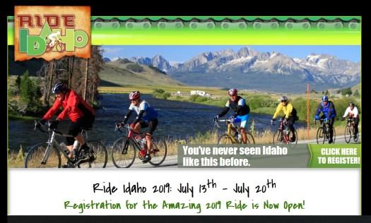 Ride Idaho 2019