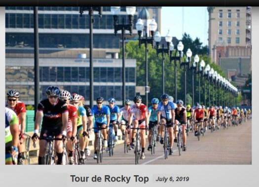 Tour de Rocky Top 2019