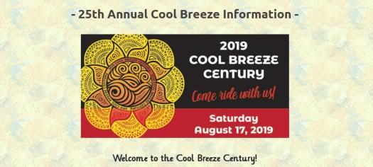 Cool Breeze Century 2019