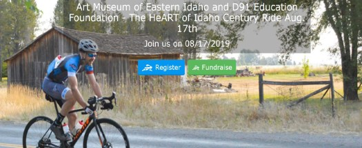 Heart of Idaho Century Ride 2019