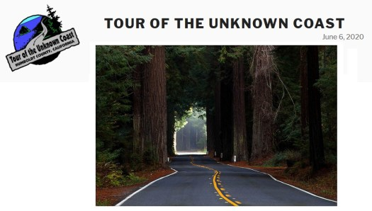Tour of the Unknown Coast 2020