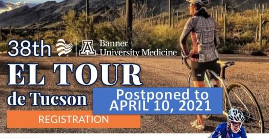 El Tour de Tucson 2021