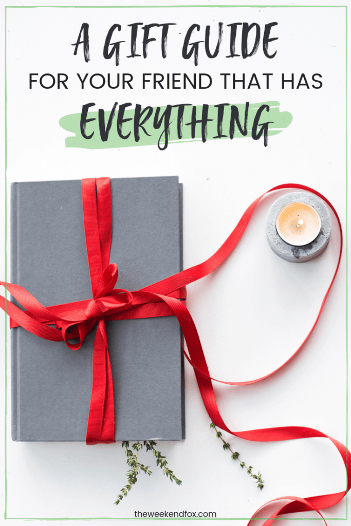 A Gift Guide for Your Friend that has Everything // gift guide, gift ideas, gifts for mom, gifts for friends, gifts for best friends, experience gifts, Christmas gift ideas, #christmas #giftideas #giftguide #lifestyleblogger #floridablogger #christmasgift #christmaspresents #uniquechristmaspresents