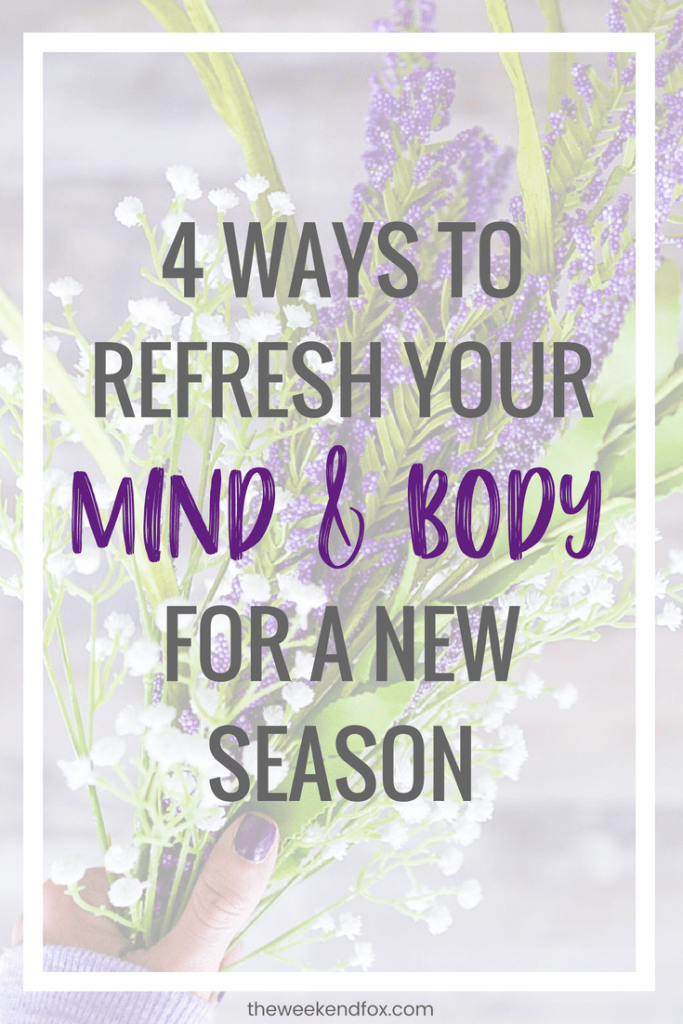 4 Ways to Refresh Your Mind & Body For a New Season // #ad #MrsMeyersBodyWash Mrs. Meyer's Body Wash, Mrs. Meyer's Clean Day, Lavender Body Wash, Best Body Wash, Spring
