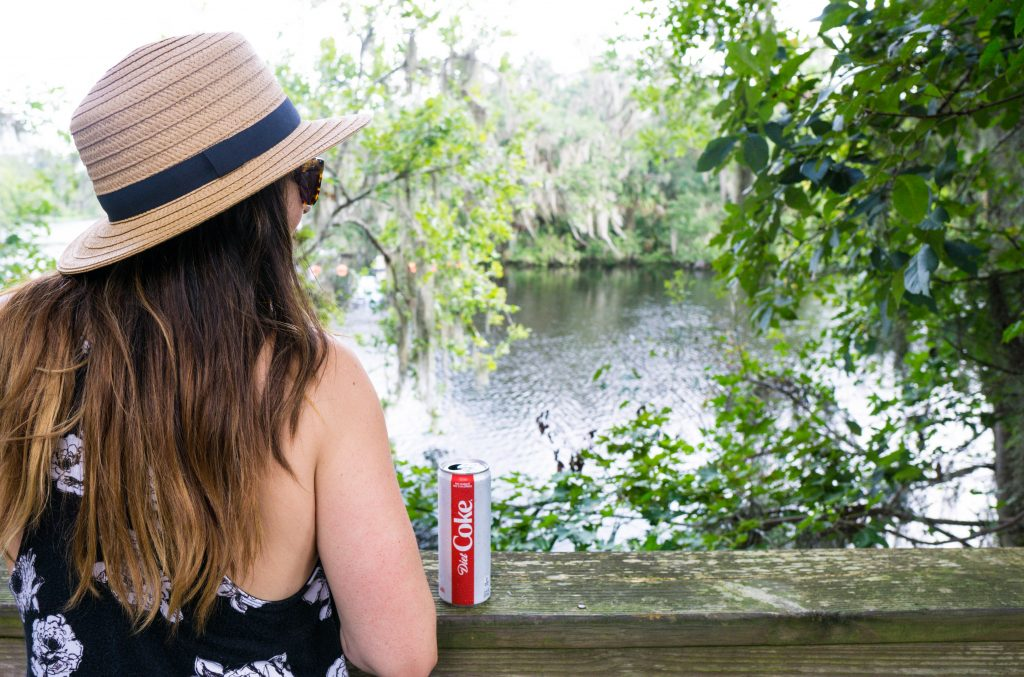Blue Spring State Park, Diet Coke, Explore Florida