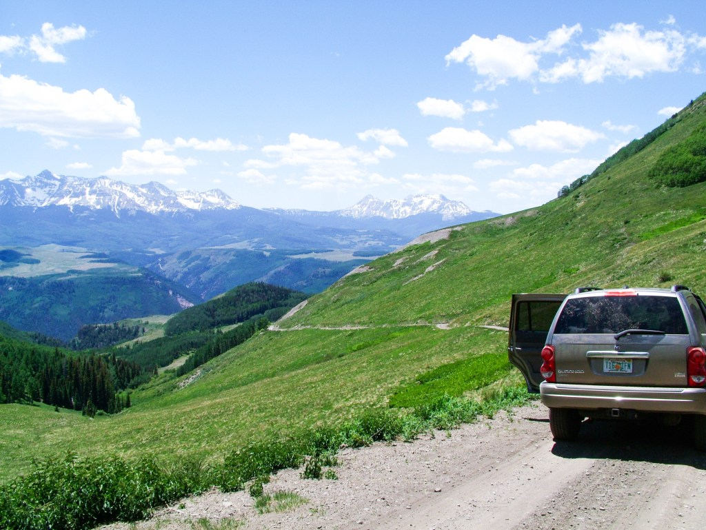 Last Dollar Road, Colorado, Road Trip, Travel Blogger