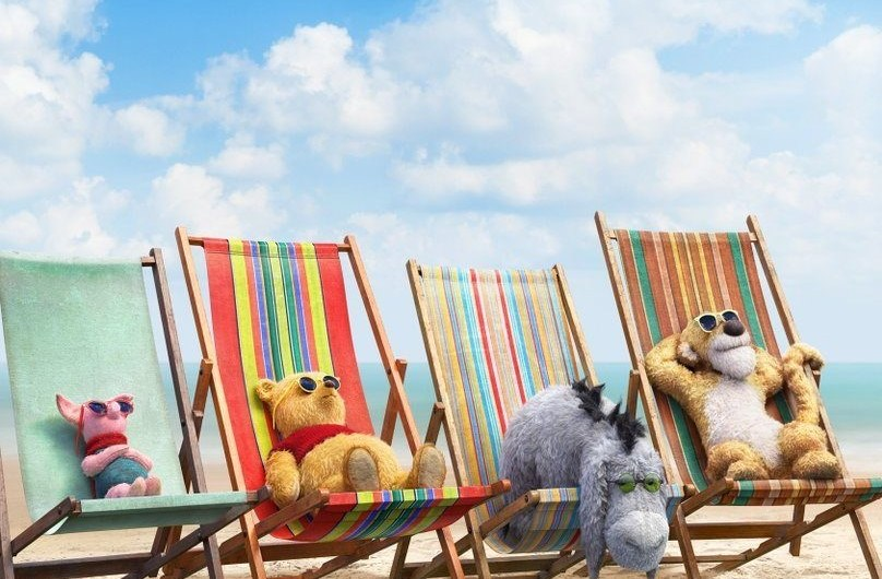 Pooh and Friends // 9 Quotes from Christopher Robin that are Good for the Soul