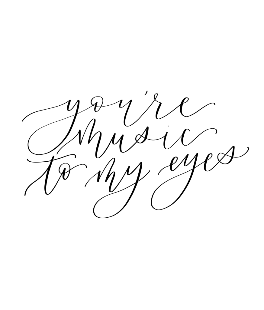 You're Music to My Eyes // A Star is Born 2018, Jackson Maine, Bradley Cooper, A Star is Born Quotes, Messages from A Star is Born #astarisborn #bradleycooper #musictomyeyes #moviemusic #lifestylebloggers #quotes #moviequotes