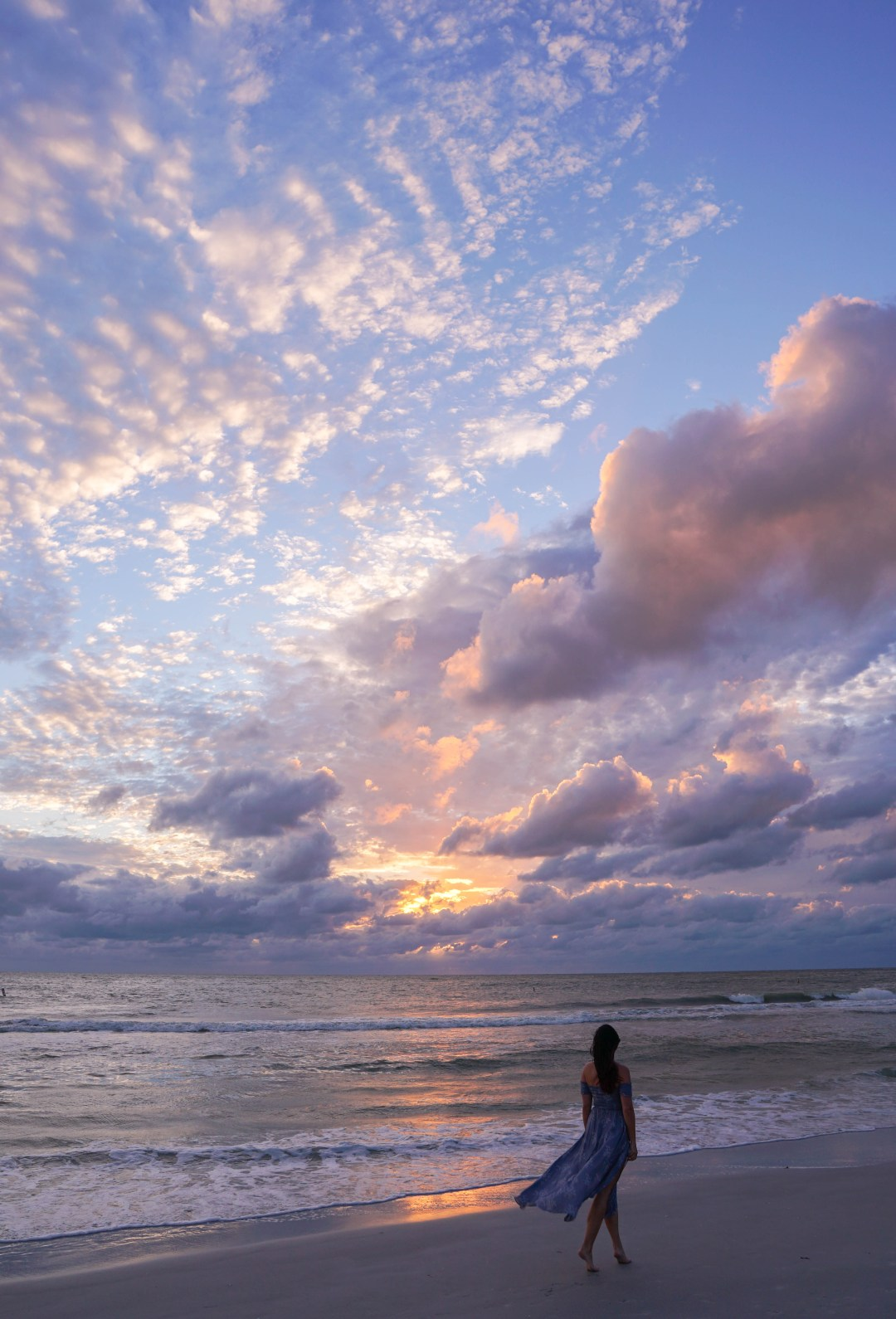 Treasure Island, Florida sunset