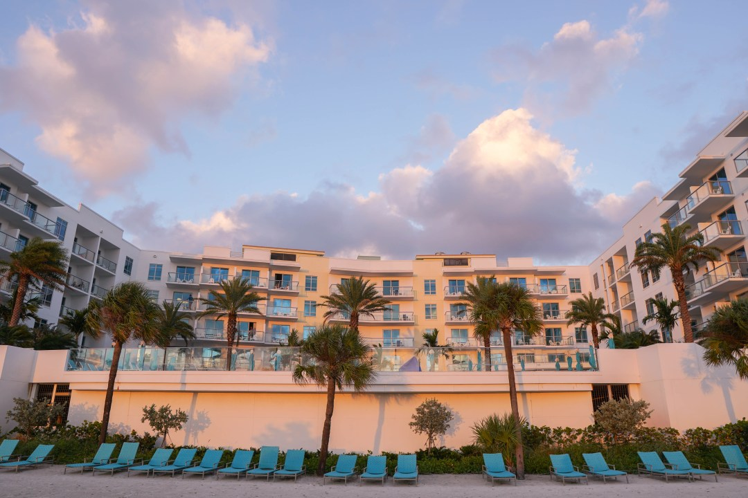 Treasure Island Beach Resort Review The Weekend Fox