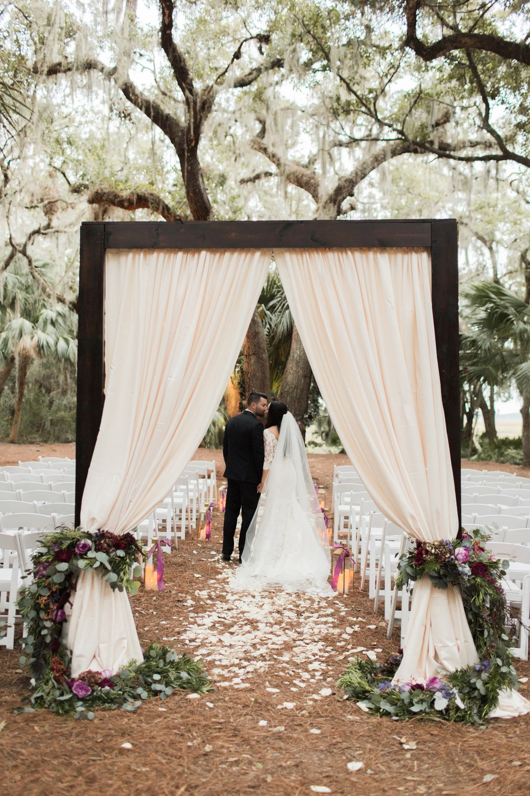 Florida fall wedding venue, Omni Amelia Island Plantation wedding, November wedding, wedding inspiration, wedding details, wedding ideas, fall wedding ideas