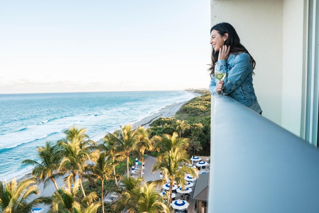Jupiter Beach Resort & Spa Balcony Views