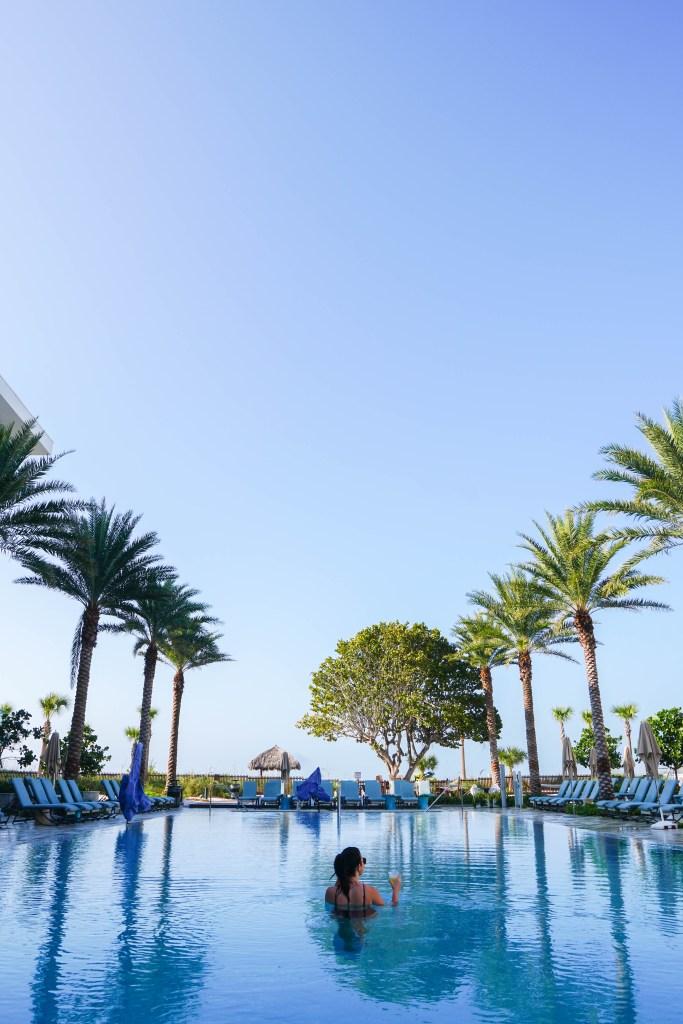 Zota Beach Resort Infinity-Edge Pool