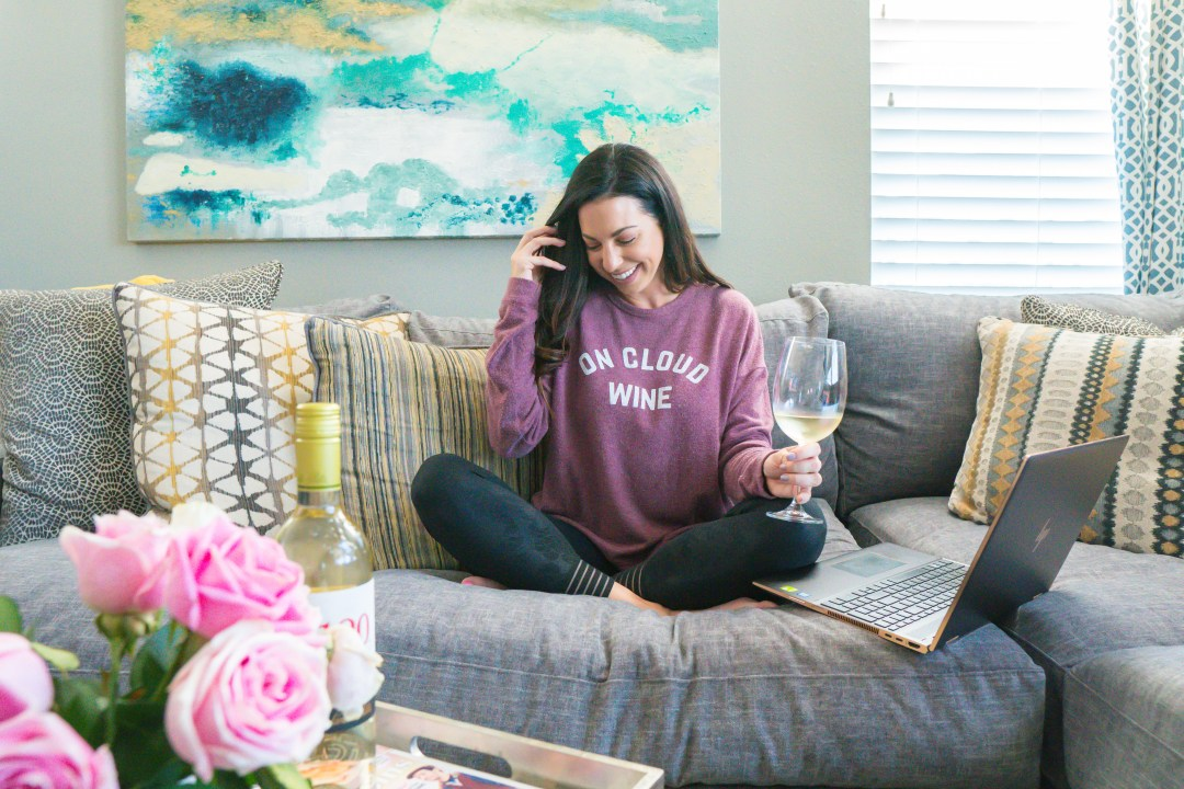 Wine Not Weekend Chat // Chapter 001 // The Weekend Fox