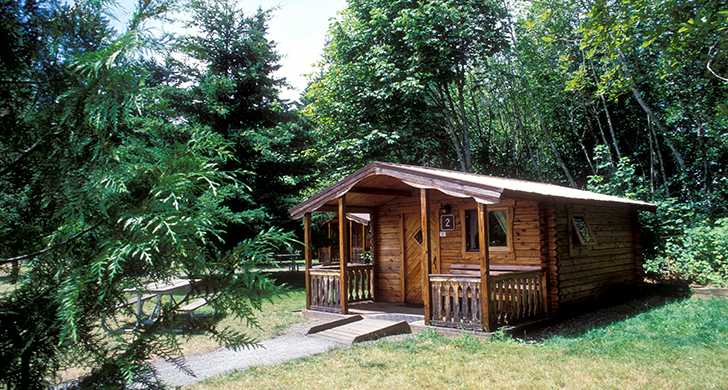 Stay in a Cabin or Yurt in Oregon