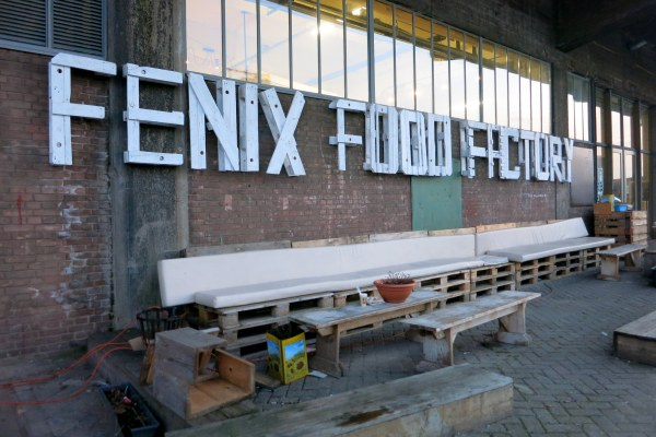 From disused warehouse to foodie heaven, Fenix Food Factory is home to a brewery, a bakery, a coffee roaster and more.