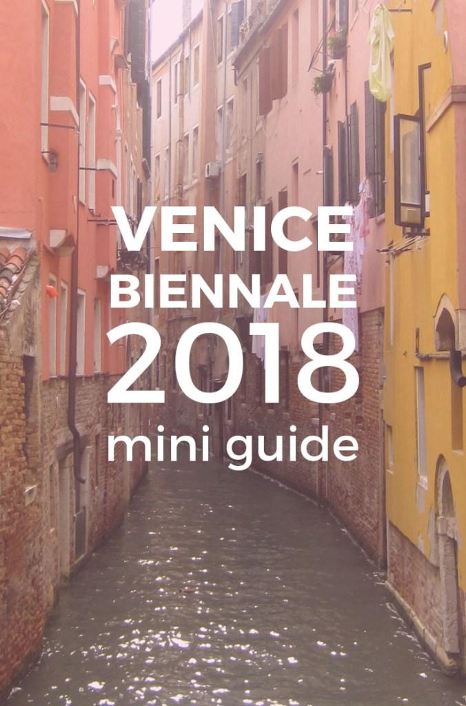 VENICE ARCHITECTURE BIENNALE 2018 - LA BIENALE DI VENEZIA