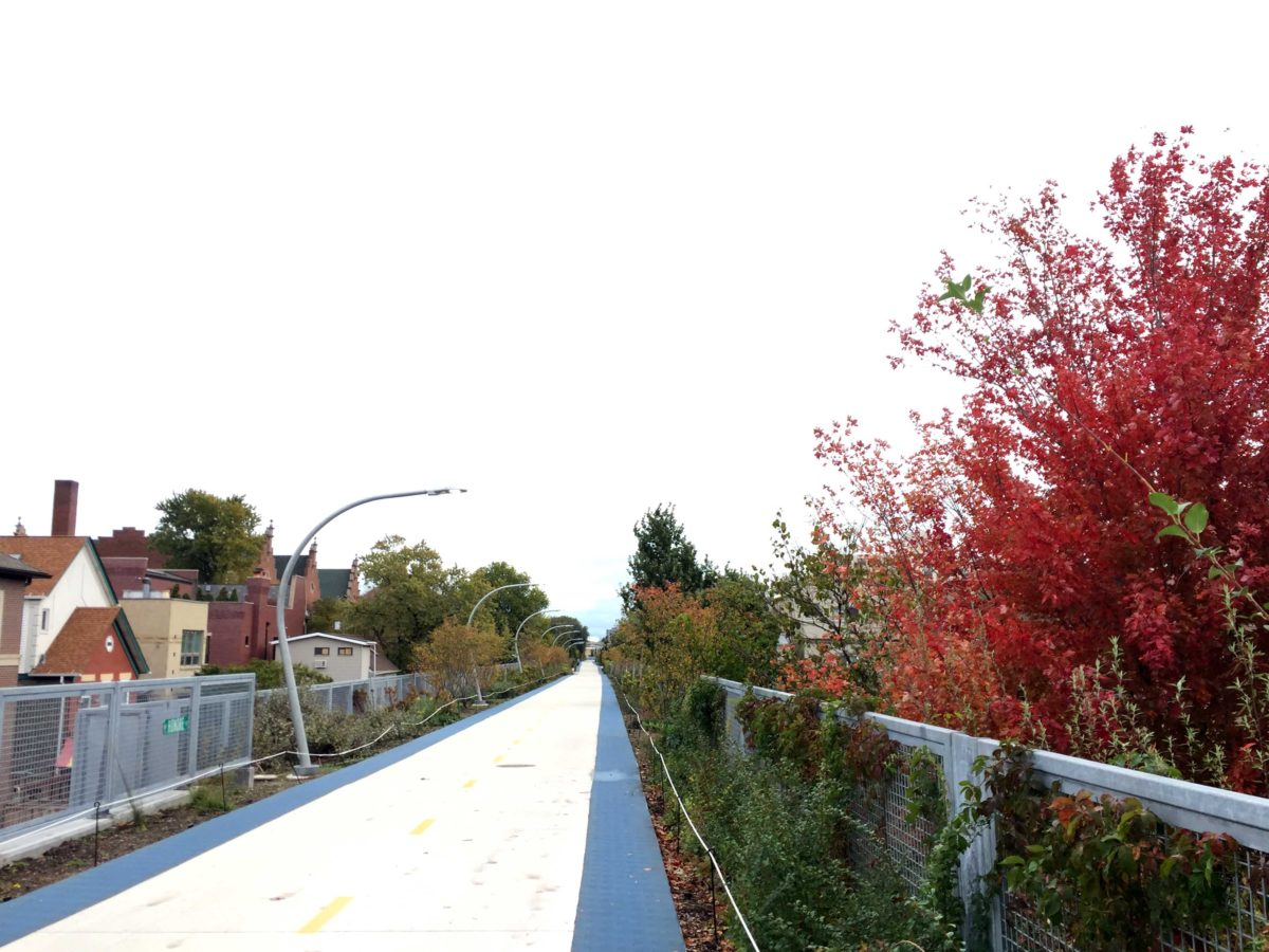 18 Urban Projects Like New York's High Line - reclaim rail & roads to parks- chicago 606