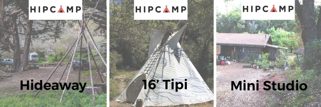 Places to stay in Big Sur - Hipcamp - Things to do in Big Sur