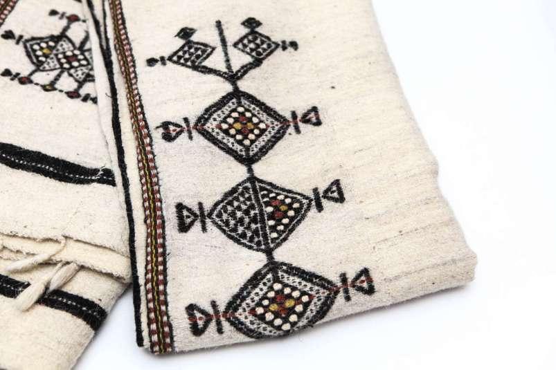 Fulani wedding blankets