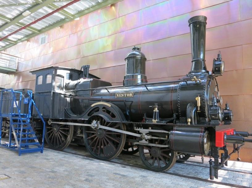 spoorweg museum utrecht