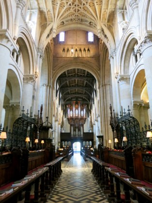 Weekend in Oxford: 8 Things To Do- christ church cathedral