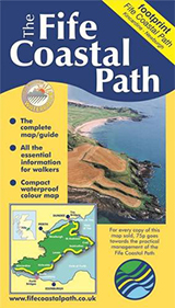 The Fife Coastal Path starts north of Edinburgh at the Firth of Forth and ends at the Firth of Tay. You can walk the entire 117 mile distance or just stroll a small portion.