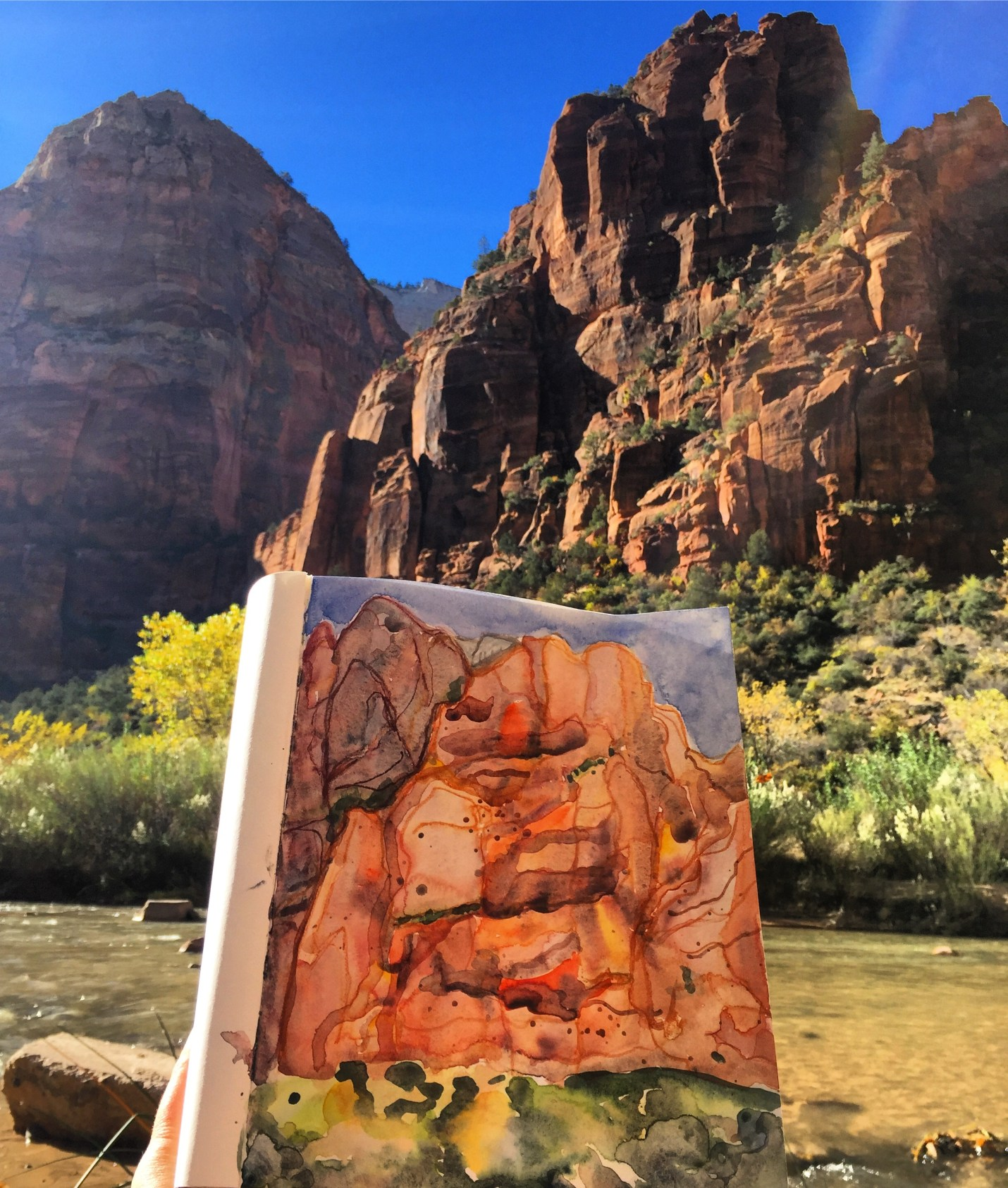 Zion National Park Plein Air Art Invitational - theweekendguide.com
